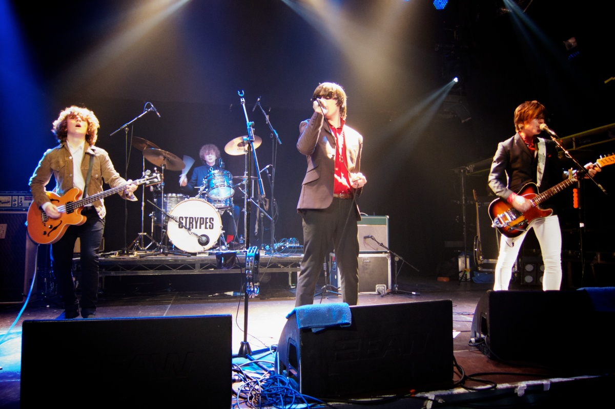 Stars and The Strypes- Interview with The Strypes' Evan Walsh