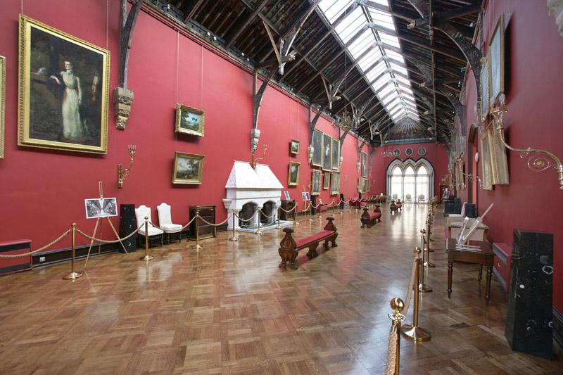 Kilkenny_Castle inside